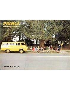1962 PRINCE CLIPPER LEAFLET ENGELS