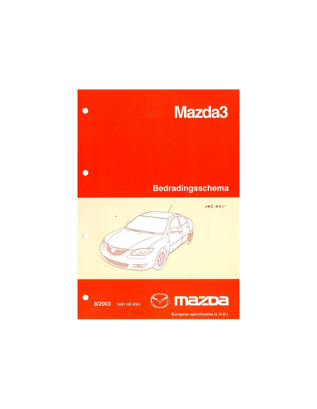 Fein Mazda Bongo Schaltplan Zeitgenössisch - Elektrische Schaltplan ...