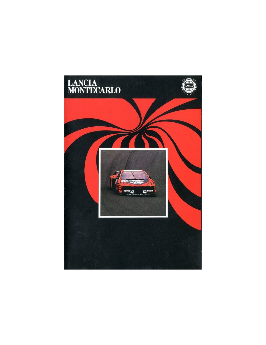 1978 lancia beta montecarlo brochure english