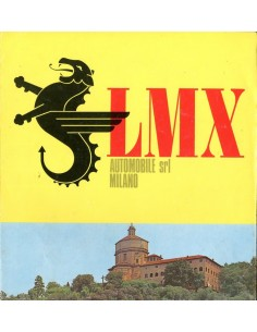 1969 LMX 2300 HCS COUPE SPYDER BROCHURE