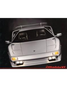 1993 LAMBORGHINI DIABLO VT BROCHURE