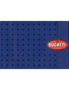 2005 BUGATTI VEYRON 16.4 PERSMAP ENGELS