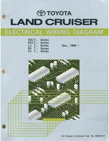 1990 toyota landcruiser electrical wiring diagram workshop manual e rh autolit eu