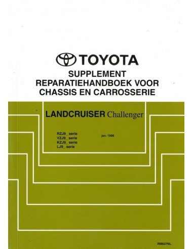 1998 land cruiser repair manual