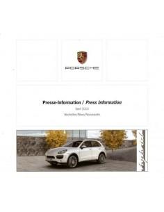 2010 PORSCHE GENEVE PERSMAP + 1X CD