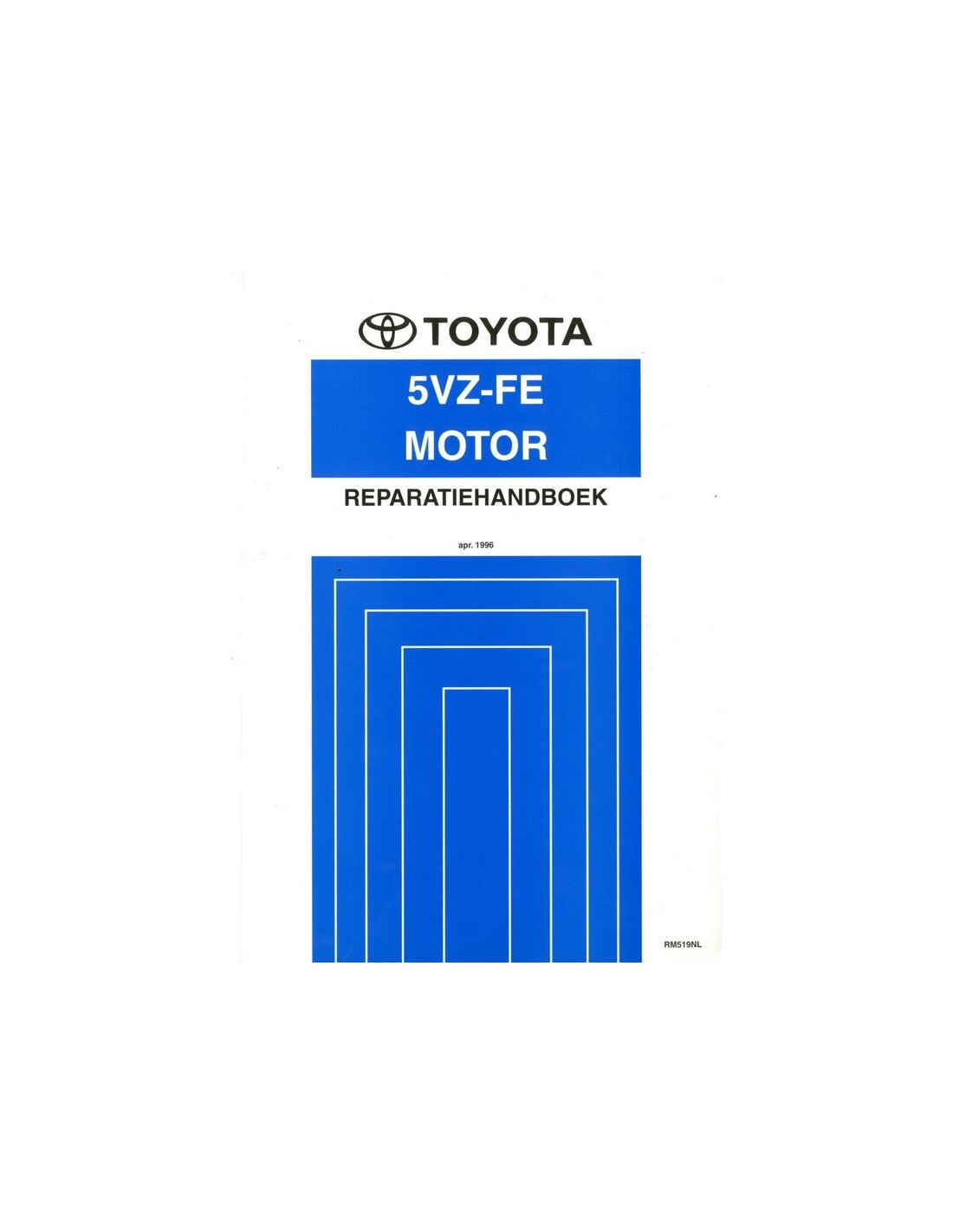 1996 toyota land cruiser prado 5vz fe engine repair manual rh autolit eu