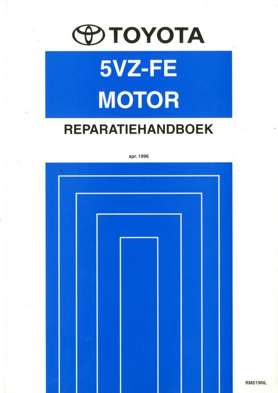 manual de motor toyota prado 5vz