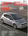 2012 AUTOMOBIL REVUE YEARBOOK GERMAN FRENCH