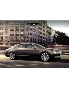 2013 BENTLEY FLYING SPUR BROCHURE DUITS