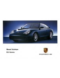 2003 PORSCHE 911 CARRERA INSTRUCTIEBOEKJE FRANS