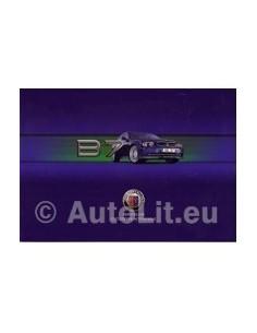 2003 BMW ALPINA B7 PROSPEKT DEUTSCH