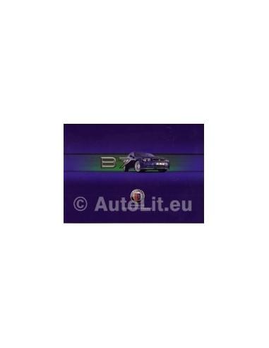 2003 BMW ALPINA B7 BROCHURE DUITS