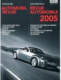 2005 AUTOMOBIL REVUE JAARBOEK DUITS FRANS