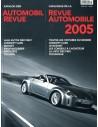 2005 AUTOMOBIL REVUE JAHRESKATALOG DEUTSCH FRANZÖSISCH
