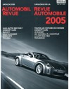 2005 AUTOMOBIL REVUE YEARBOOK GERMAN FRENCH