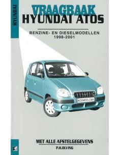 1998 - 2001 ATOS BENZINE DIESEL VRAAGBAAK NEDERLANDS