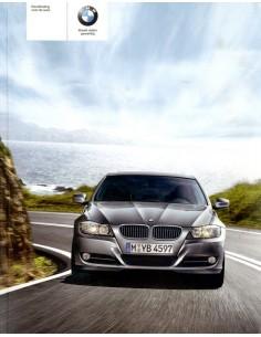 2010 BMW 3 SERIE INSTRUCTIEBOEKJE NEDERLANDS