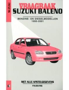 1995 - 2001 SUZUKI BALENO BENZINE VRAAGBAAK NEDERLANDS