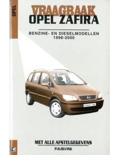 1998 - 2000 OPEL ZAFIRA VRAAGBAAK NEDERLANDS