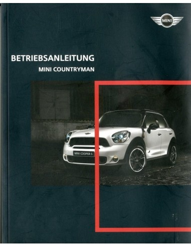 2010 mini countryman owner s manual german rh autolit eu 2010 Mini Cooper Wiring Diagram 2010 Mini Cooper Radio Wiring