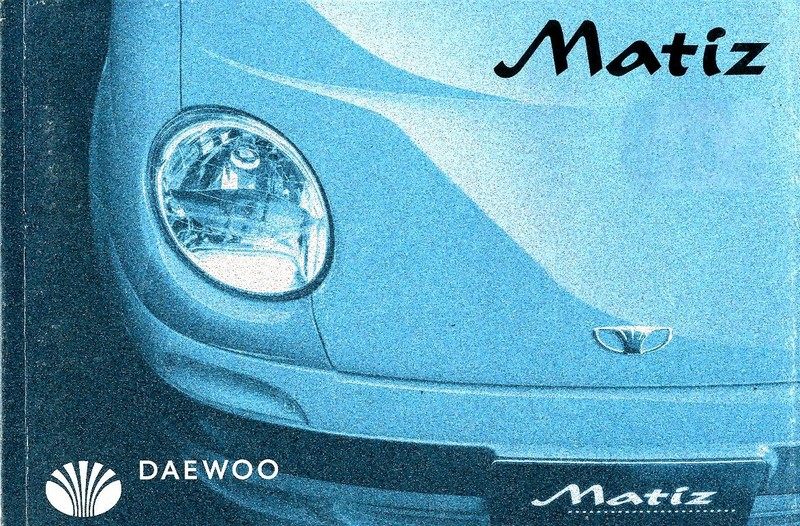 2000 daewoo matiz owners manual dutch rh autolit eu Isuzu NPR Manual Kia Optima Manual