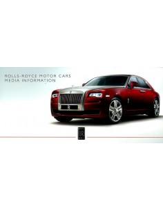2014 ROLLS ROYCE GENEVE PERSMAP USB