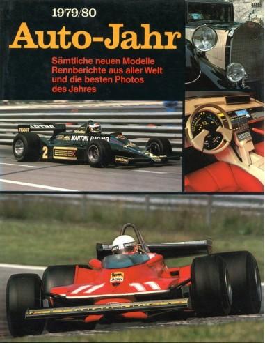 1979/80 AUTO-JAHR JAARBOEK N° 27 DUITS