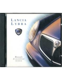 2000 LANCIA LYBRA BENZINE & DIESEL WERKPLAATSHANDBOEK CD