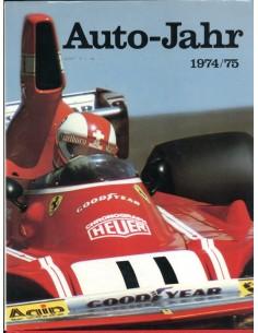 1974/75 AUTO-JAHR JAARBOEK N° 22 DUITS