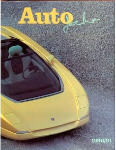 1990/91 AUTO-JAHR JAARBOEK N° 38 DUITS