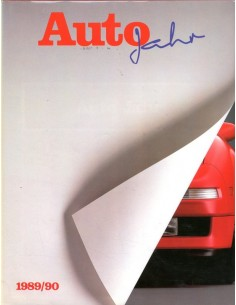 1989/90 AUTO-JAHR JAARBOEK N° 37 DUITS