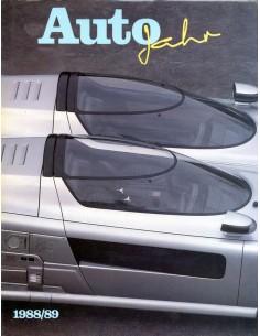 1988/89 AUTO-JAHR JAARBOEK N° 36 DUITS