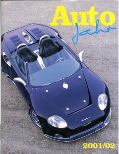 2001/02 AUTO-JAHR JAARBOEK N° 49 DUITS