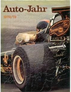 1972/73 AUTO-JAHR JAARBOEK N° 20 DUITS