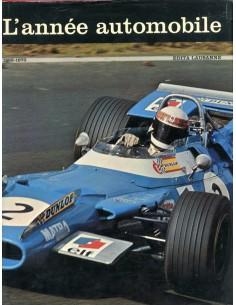 1969/70 AUTO-JAHR JAARBOEK N° 17 FRANS