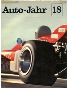 1970/71 AUTO-JAHR JAARBOEK N° 18 DUITS