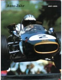 1967/68 AUTO-JAHR JAARBOEK N° 15 DUITS