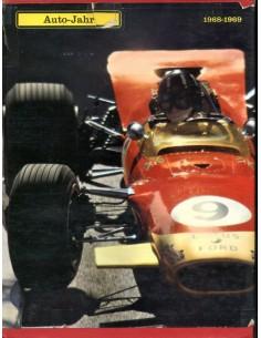 1968/69 AUTO-JAHR JAARBOEK N° 16 DUITS