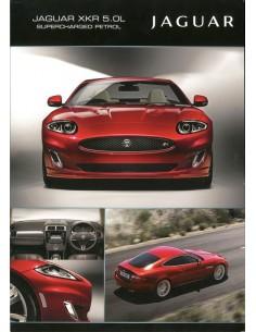 2011 JAGUAR XKR 5.0 V8 SHEET ENGELS