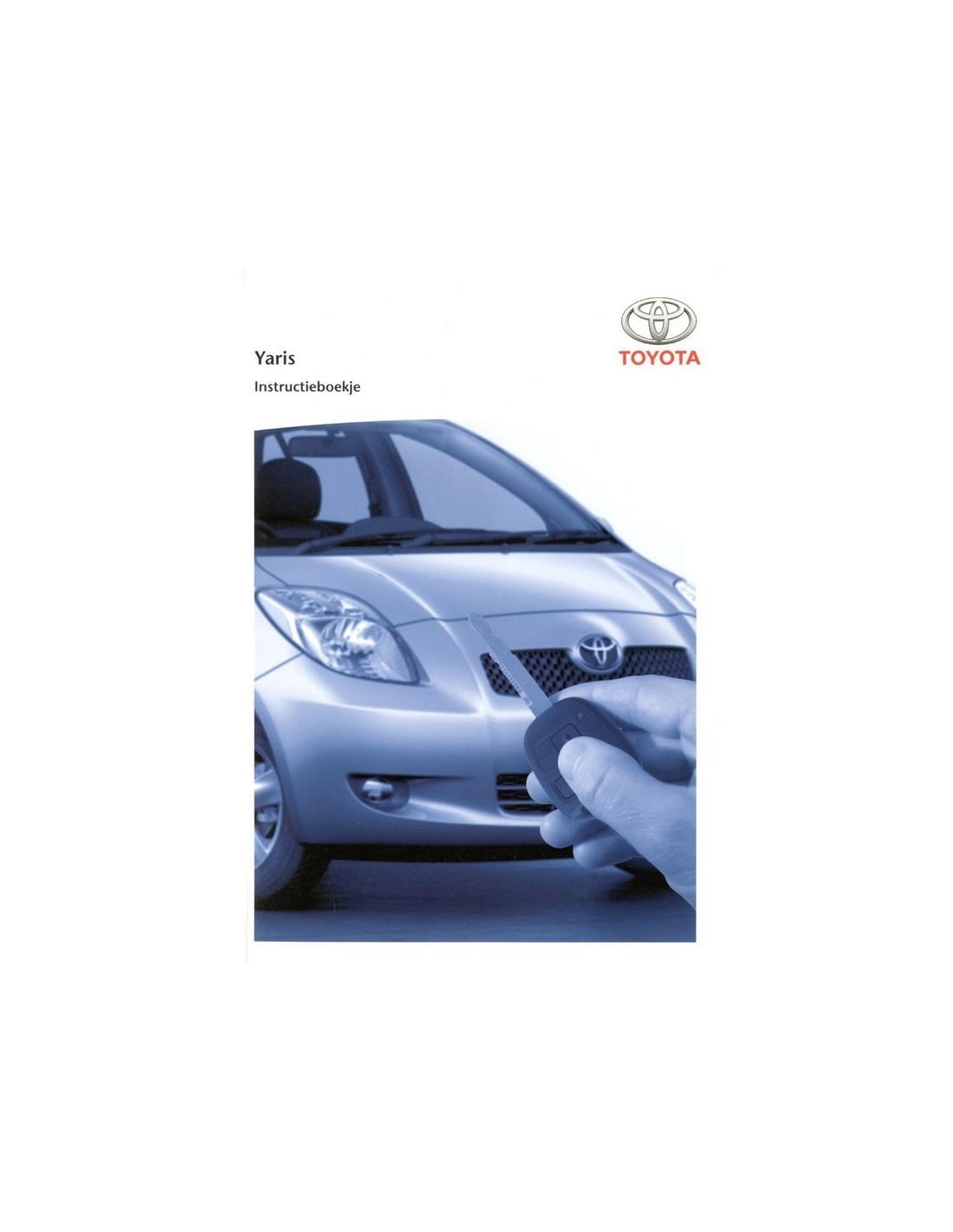 2005 Toyota Echo Owners Manual Pdf