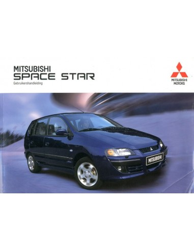 2002 mitsubishi space star owner s manual dutch rh autolit eu 1955 Chevrolet Car Owners Manual Used Car Owners Manual