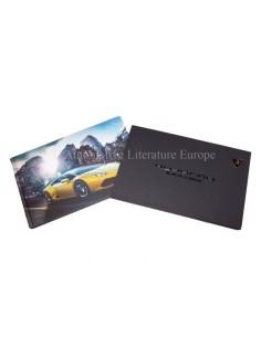 2014 LAMBORGHINI HURACAN LP 610-4 HARDCOVER BROCHURE ENGELS