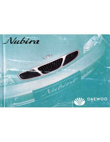 1999 daewoo nubira owner s manual dutch rh autolit eu 1999 daewoo lanos service manual Used 1999 Daewoo Nubira Specifications
