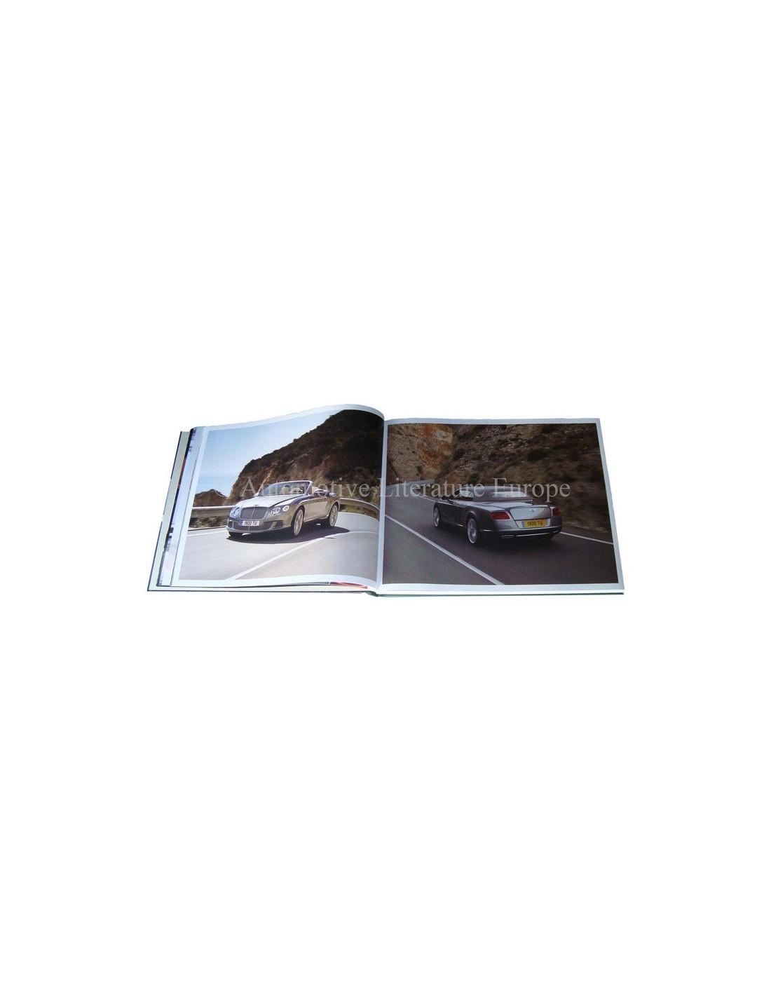 2019 Bentley Continental Gt W12 Convertible New Release: 2012 BENTLEY CONTINENTAL CONVERTIBLE GT W12 HARDBACK