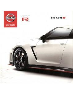 2014 NISSAN GT-R & NISMO BROCHURE JAPANS