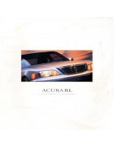 1997 ACURA RL PRESTIGE BROCHURE ENGELS