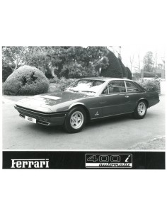 1979 FERRARI 400 I AUTOMATIC PERSFOTO