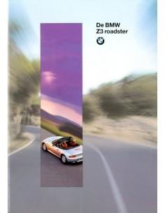 1995 BMW Z3 ROADSTER BROCHURE NEDERLANDS