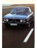 1974  BMW 3.0 CS CSI CSL BROCHURE NEDERLANDS