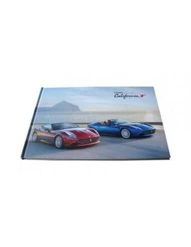 2014 Ferrari California T Hardcover Brochure 4711 14